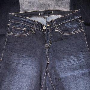 Flying Monkey Dark Boot Cut Jeans Size 25